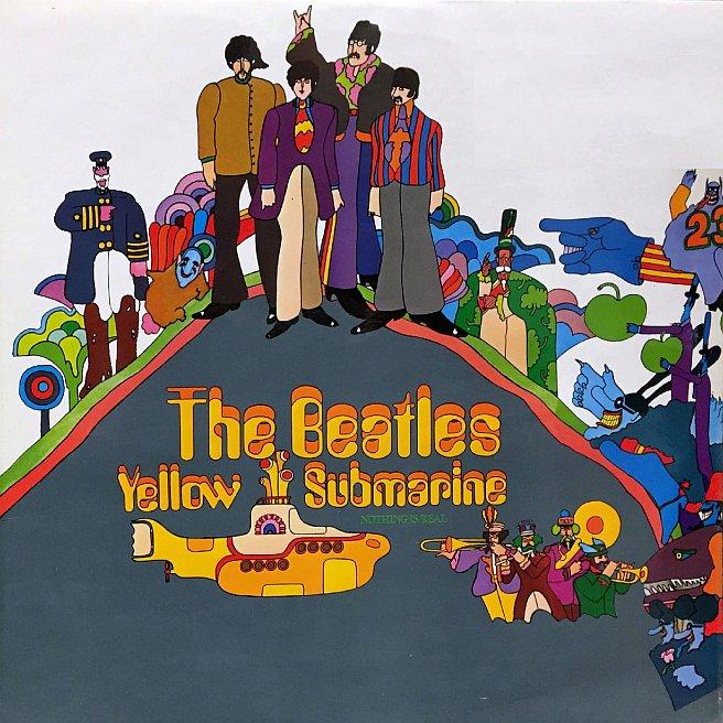 CVINYL COM Vinyl Price Guide: Beatles, The - Yellow