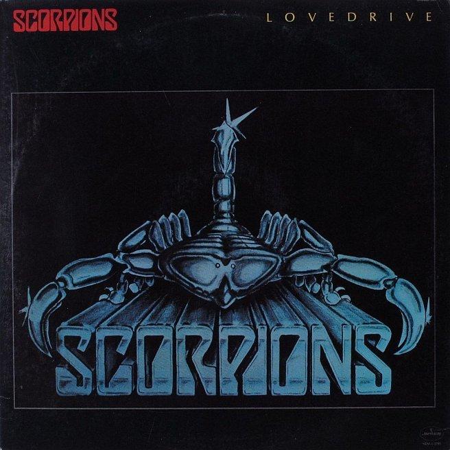 Scorpion band album covers