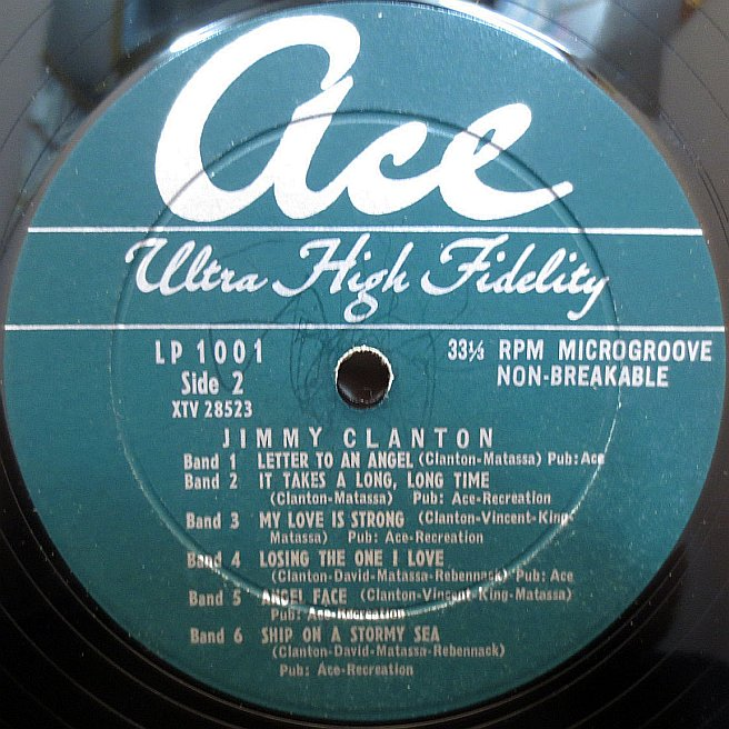 Jimmy Clanton - Huey