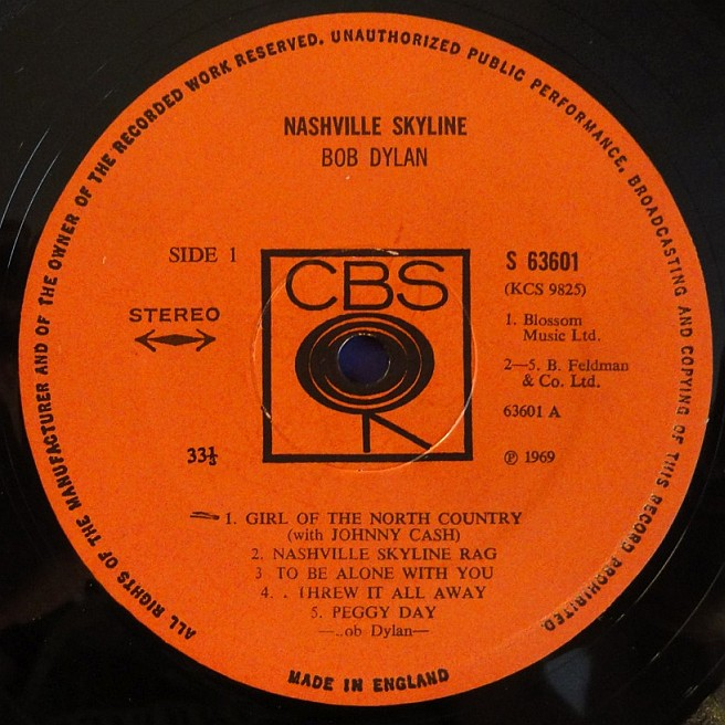 Cvinyl Com Label Variations Cbs Records