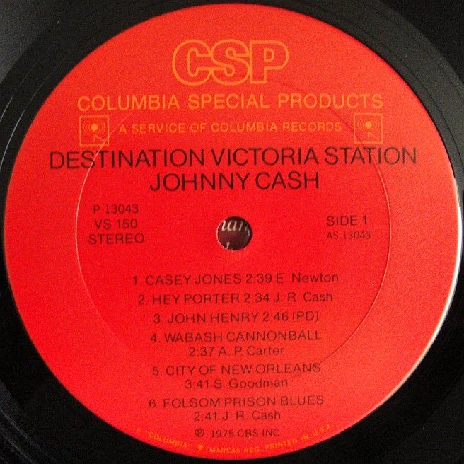 old columbia records value