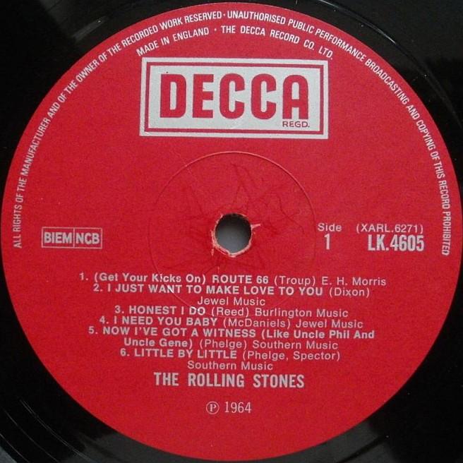 Cvinyl Com Label Variations Decca Records