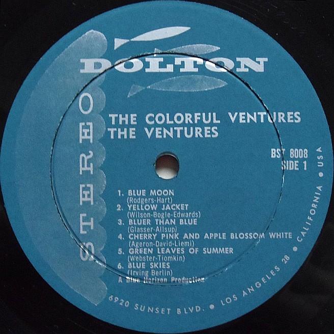 Cvinyl Com Label Variations Dolton Records