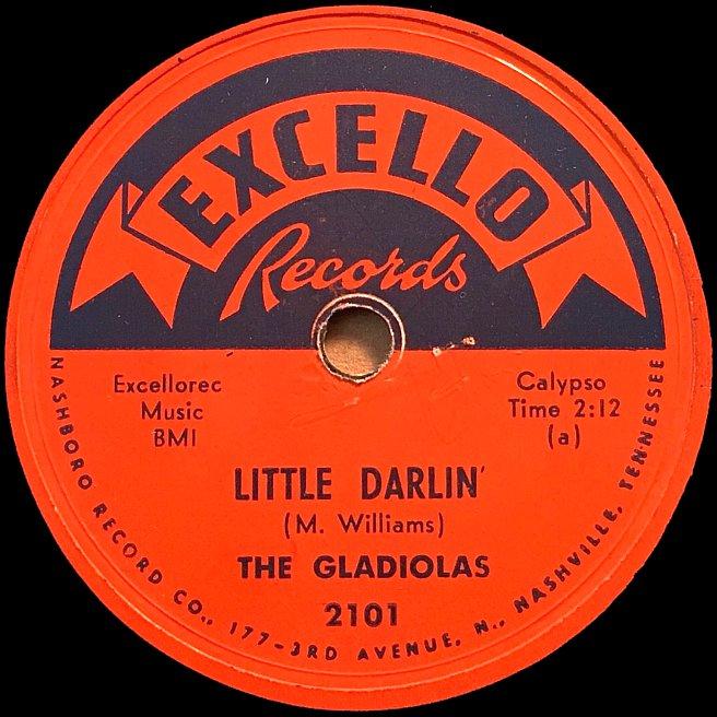 Cvinyl Com Label Variations Excello Records
