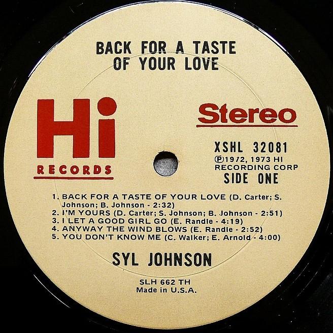 Cvinyl Com Label Variations Hi Records