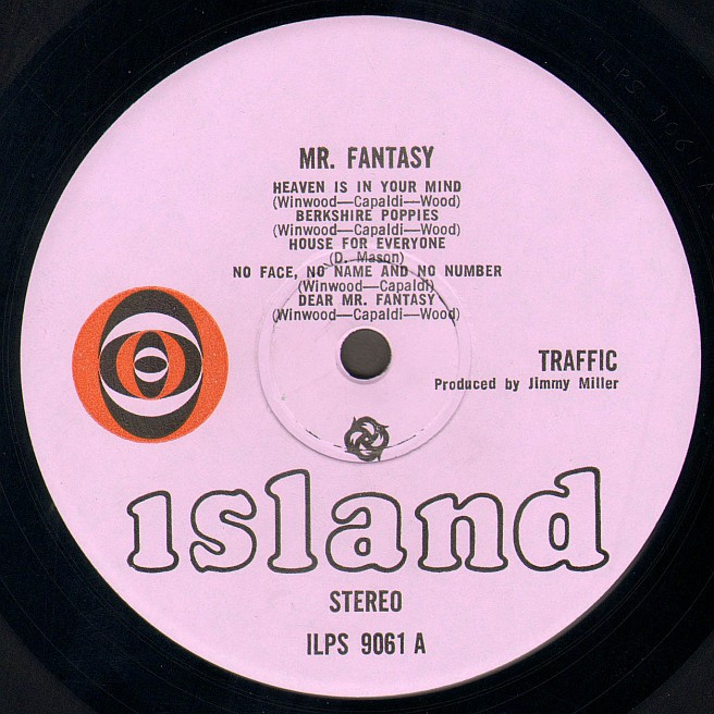 Cvinyl Com Label Variations Island Records
