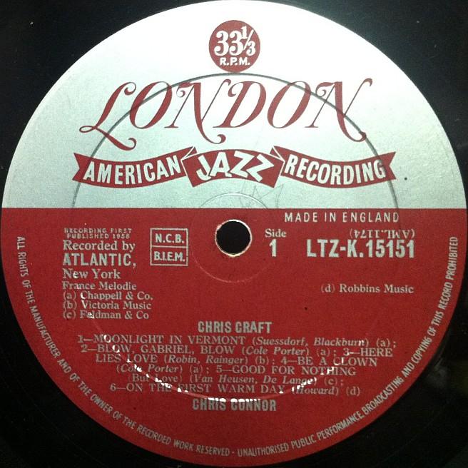 Cvinyl Com Label Variations London Records
