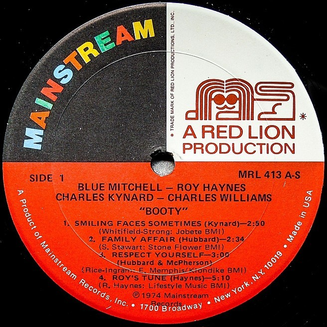 Cvinyl Com Label Variations Mainstream Records