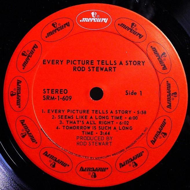 Cvinyl Com Label Variations Mercury Records