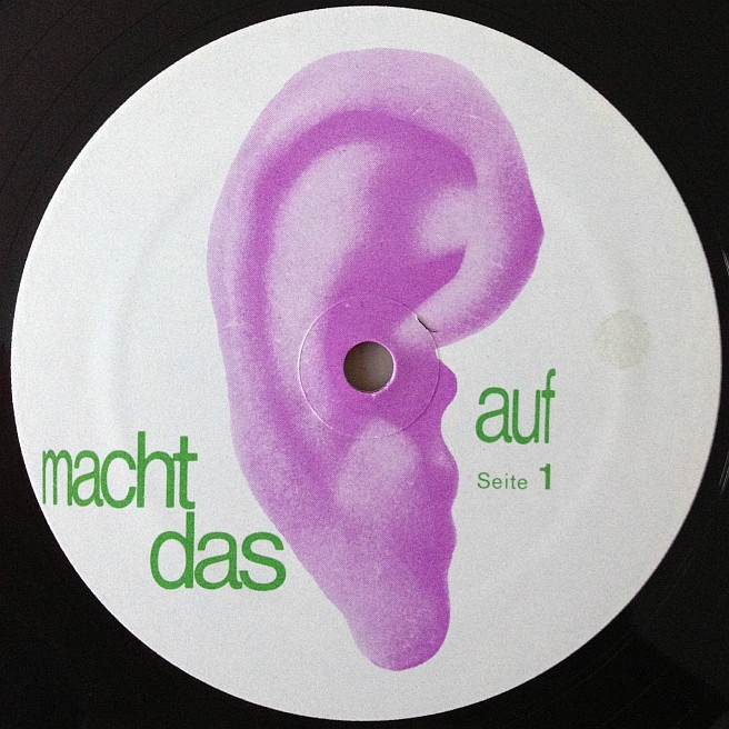 Cvinyl Com Label Variations Ohr Records