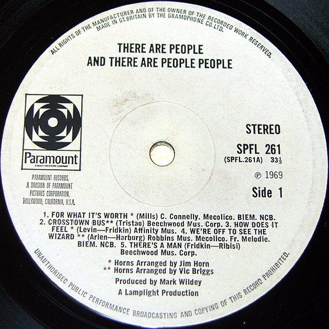 Cvinyl Com Label Variations Paramount Records