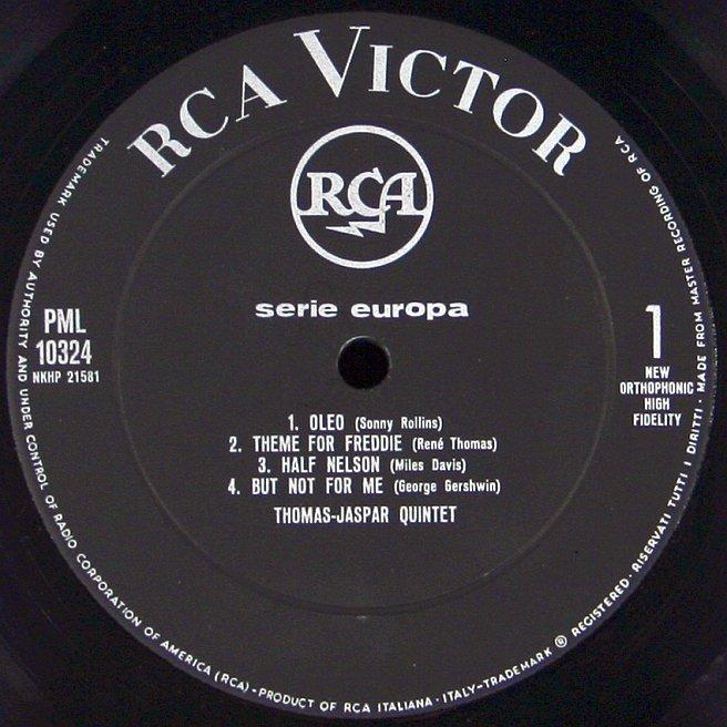 Cvinyl Com Label Variations Rca Records
