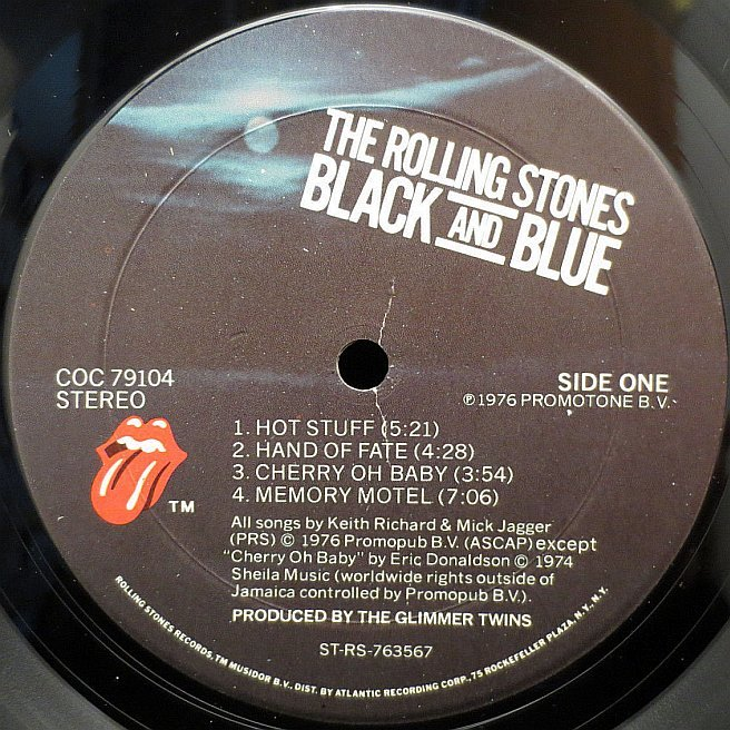 Cvinyl Com Label Variations Rolling Stones Records