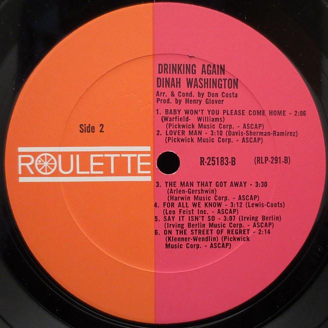 Roulette label