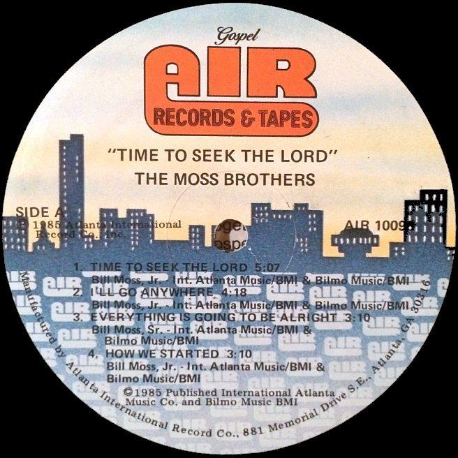 CVINYL COM - Label Variations: AIR Records