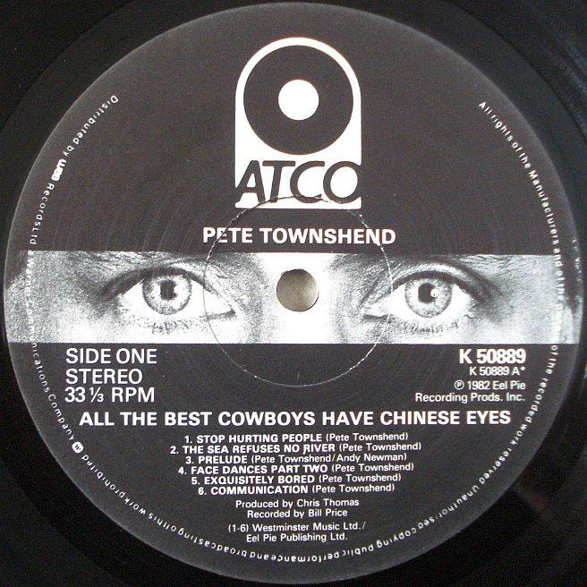 Cvinyl Com Label Variations Atco Records