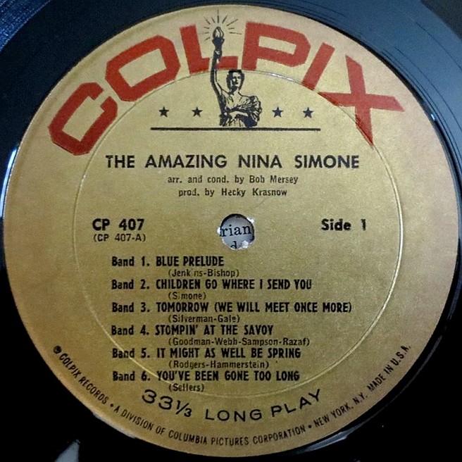 CVINYL COM - Label Variations: Colpix Records