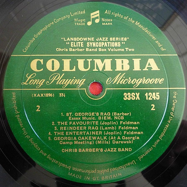Cvinyl Com Label Variations Columbia Records