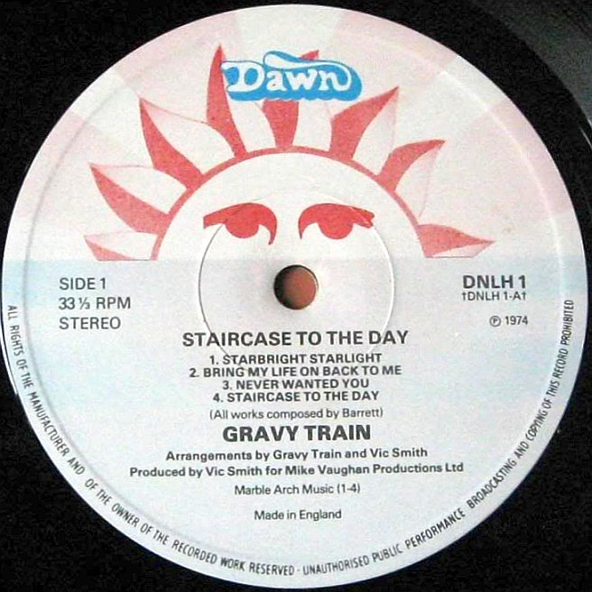 Cvinyl Com Label Variations Dawn Records