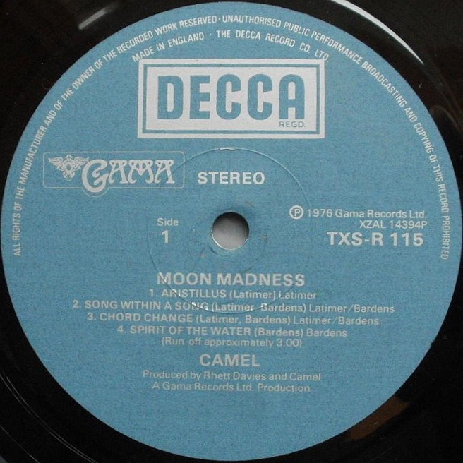 CVINYL COM - Label Variations: Decca Records