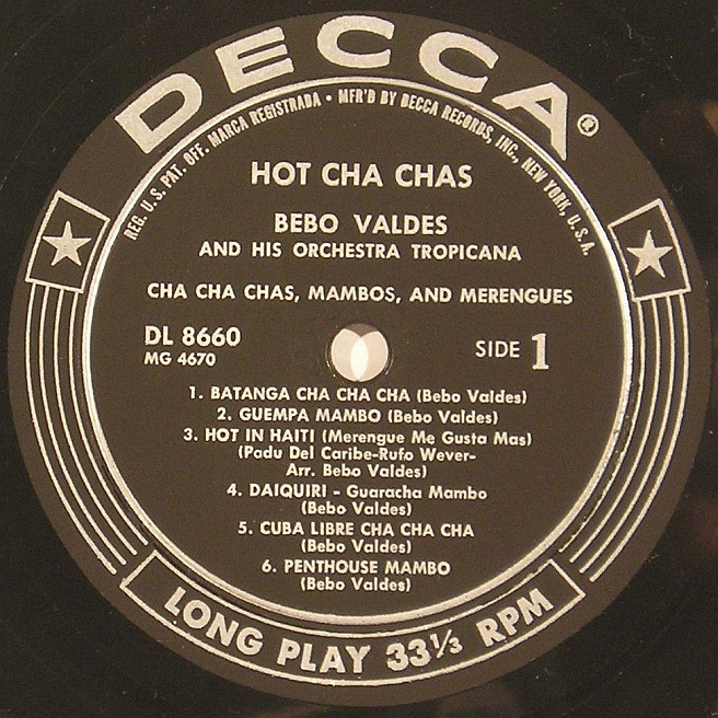 Cvinyl Com Label Variations Decca Records