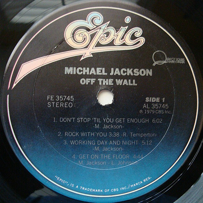 CVINYL COM - Label Variations: Epic Records
