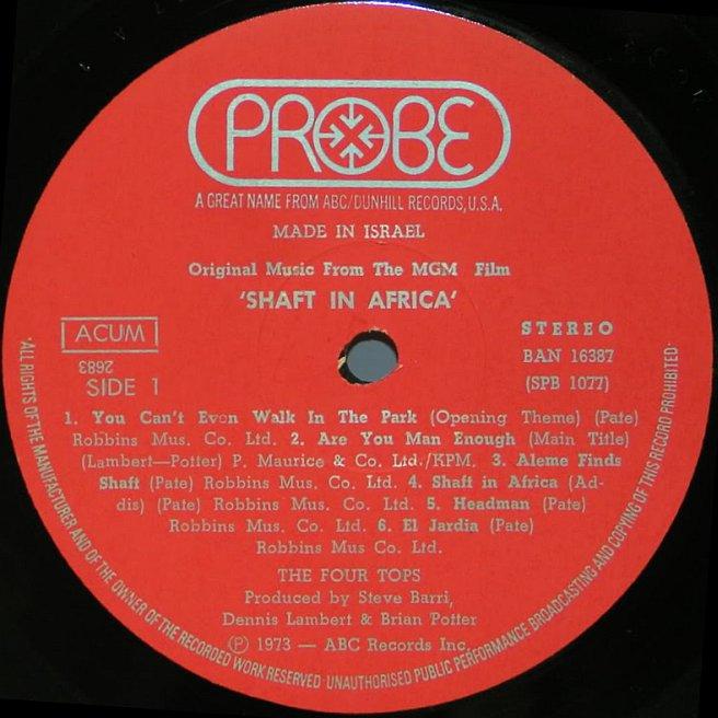 Cvinyl Com Label Variations Probe Records